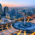 Астана — оазис в бескрайней степи