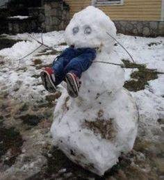 Картинки по запросу смешные картинки про снег